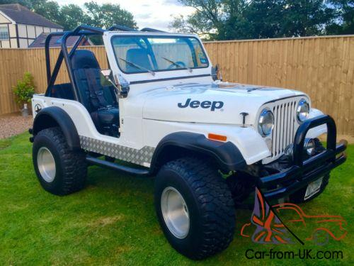 jeep cj5 custom with crate 350ci chevy v8 motor. Black Bedroom Furniture Sets. Home Design Ideas