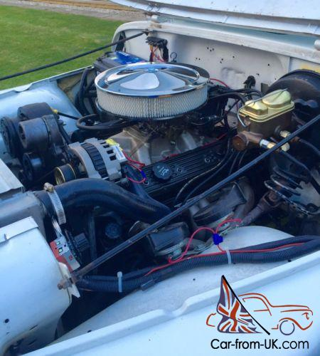 JEEP CJ5 CUSTOM WITH CRATE 350ci CHEVY V8 MOTOR