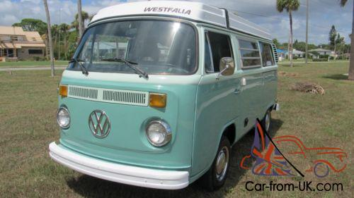 394cac7629 1974 Volkswagen Bus Vanagon Westfalia Photo