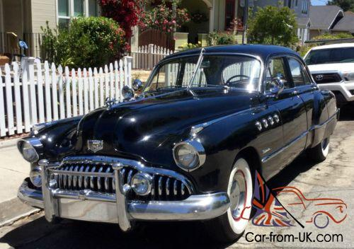 1949 buick roadmaster 71. Black Bedroom Furniture Sets. Home Design Ideas