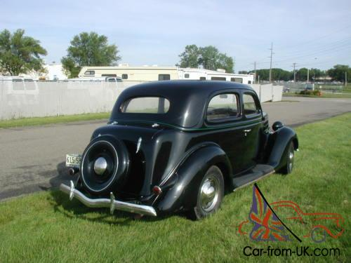 1936 ford 68 four door sedan deluxe for 1936 ford 4 door sedan for sale