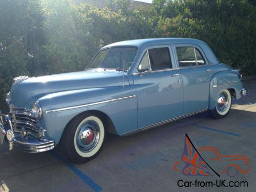 1949 plymouth deluxe 4 door sedan for 1949 plymouth 4 door