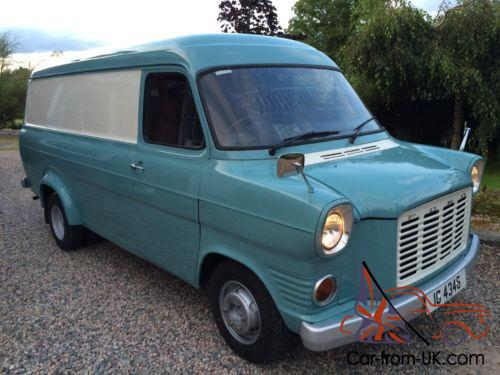 classic ford transit mk1. Black Bedroom Furniture Sets. Home Design Ideas