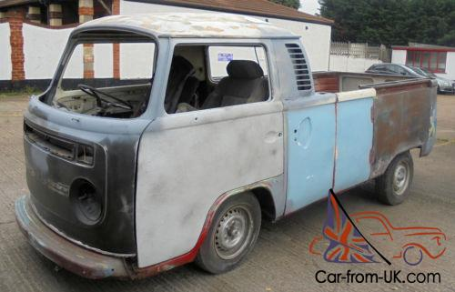 Volkswagen type 2 pickup