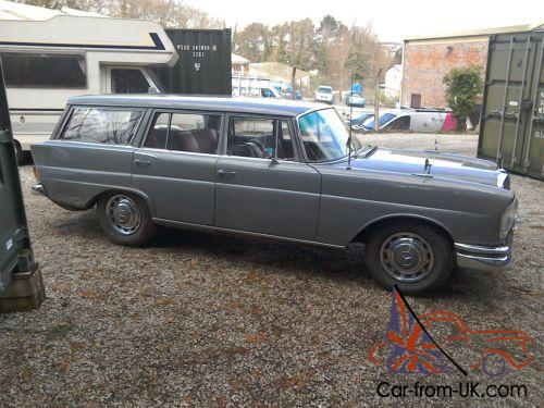Mercedes benz 230s universal rhd 7 seater for Mercedes benz 7 seater for sale