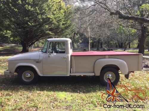 1968 C1100 International Pickup Chev Ford Holden Truck in VIC