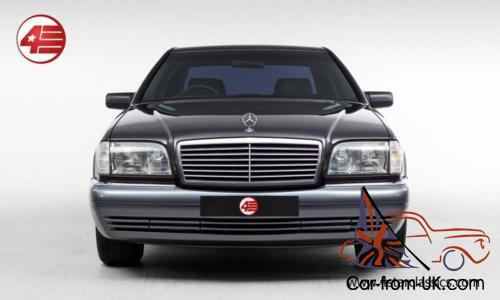 For sale mercedes benz s320 w140 1995 for Mercedes benz 1995 s320