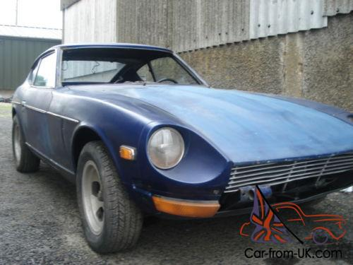 Datsun 240z Project 260z 280z Photo