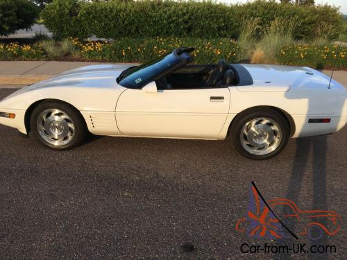 1994 chevrolet corvette convertible for sale. Cars Review. Best American Auto & Cars Review