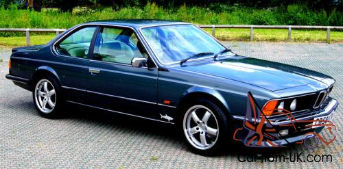BMW CSI Auto Superb Classic Car Restored - Classic car rebuild