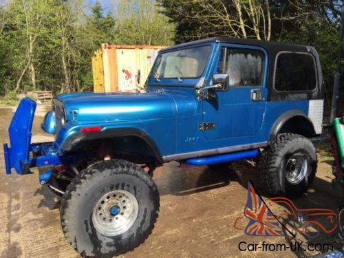 1973 jeep cj6 4x4 39 s for restoration project 2 included in sale. Black Bedroom Furniture Sets. Home Design Ideas