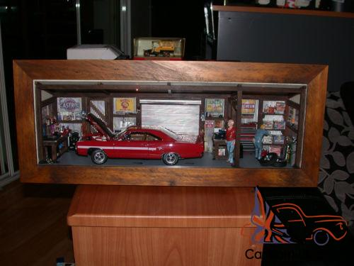 1 24 1 25 Barn Garage Diorama For Sale On Ebay: Display A Model CAR IN 1 18 Scale OF Your Dream CAR IN A