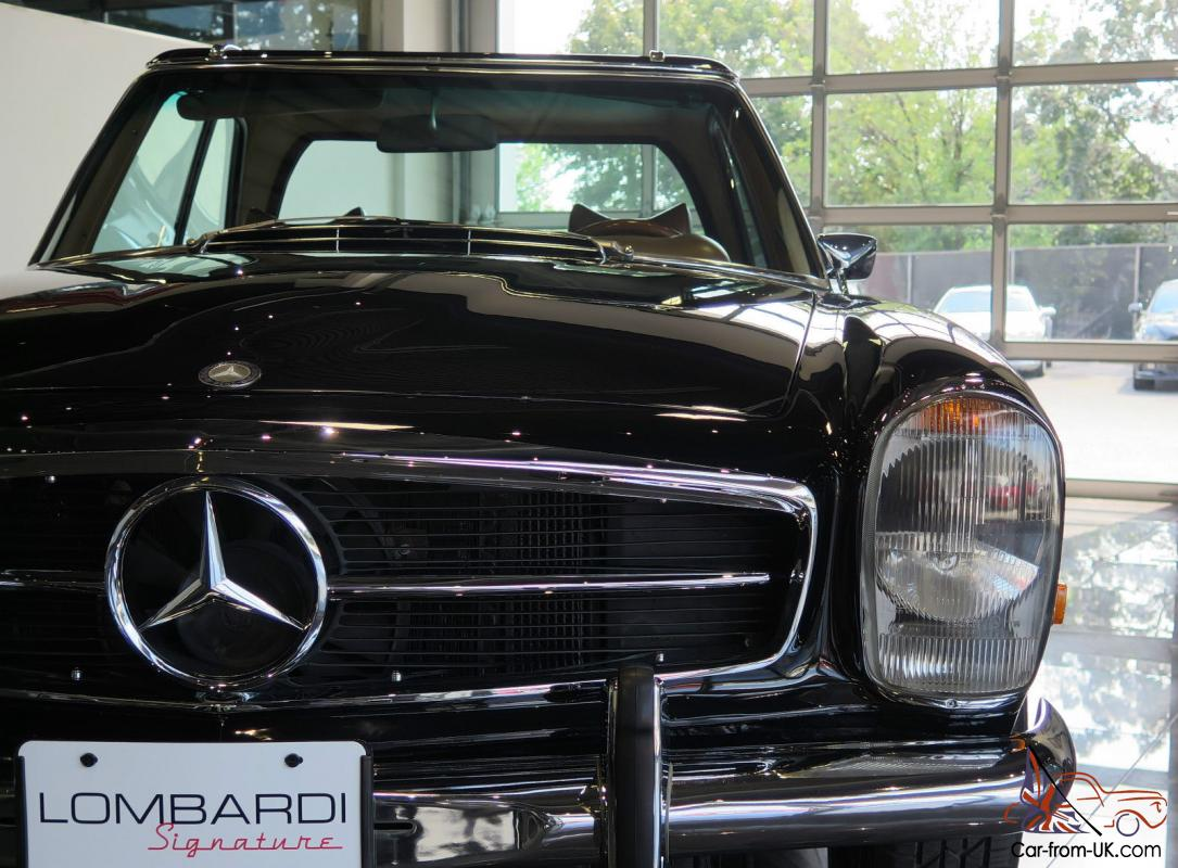 Mercedes benz 280 sl pagoda for Mercedes benz pagoda