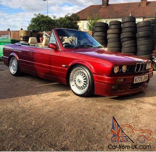 E30 Convertible 318i Converted To 325i
