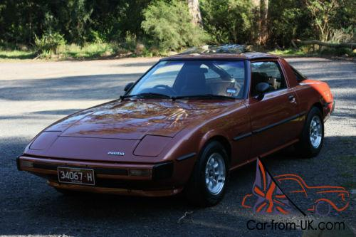 1979 mazda rx7 in vic. Black Bedroom Furniture Sets. Home Design Ideas
