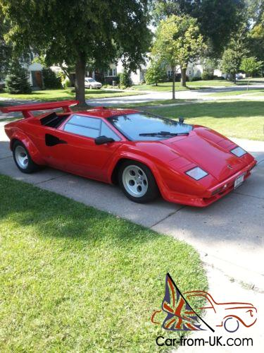 service manual 1985 lamborghini countach windows door. Black Bedroom Furniture Sets. Home Design Ideas