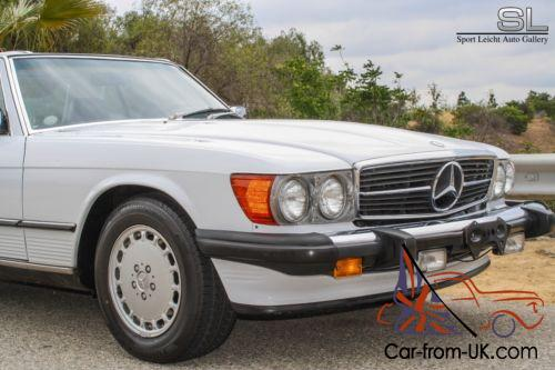 1987 mercedes benz sl class for Looking for mercedes benz for sale