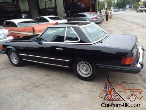 1985 mercedes benz sl class for Mercedes benz sales jobs