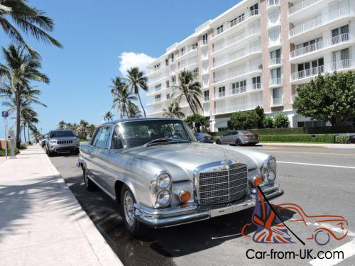 1970 mercedes benz 280se coupe for Mercedes benz of delray used