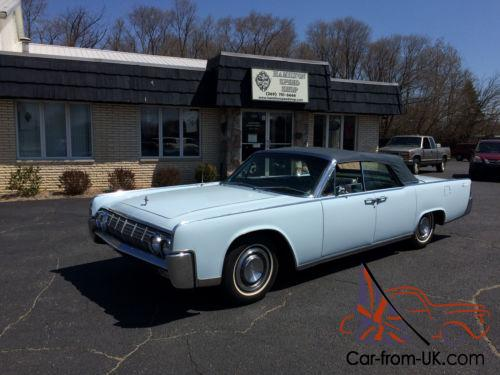 1964 lincoln continental 4 door. Black Bedroom Furniture Sets. Home Design Ideas