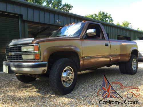 1980 chevy 3500 dually