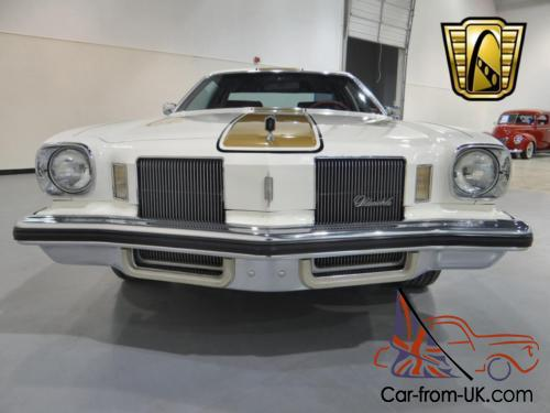 1974 oldsmobile cutlass salon w30 pace car for 1974 cutlass salon