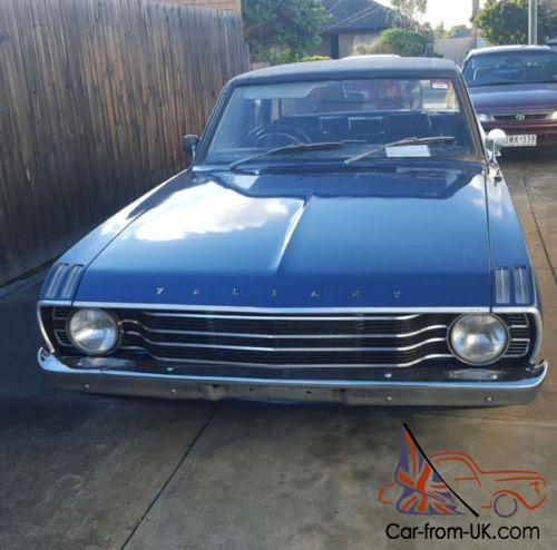 1969 Chrysler Valiant Sedan NOT Charger Coupe AP5 AP6 VC VE VG VJ VK CM CL In VIC