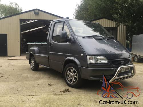940372d796 Ford Transit Flareside Pickup - MK5 Smiley - Fully Restored - Very Rare  Photo