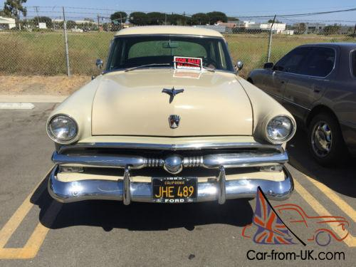 1953 ford other for 1953 ford 4 door sedan