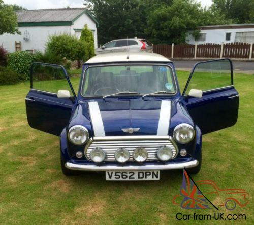 1999 Rover Mini Cooper S Works 5 Jkd 5 Speed One Of