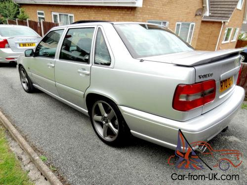VOLVO S70R MANUAL! Superb Condition, Mystic Silver, STUNNING RARE CAR! T5 T5R