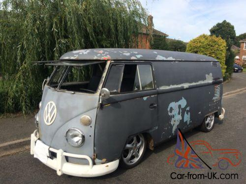 volkswagen t1 splitscreen panel van camper. Black Bedroom Furniture Sets. Home Design Ideas