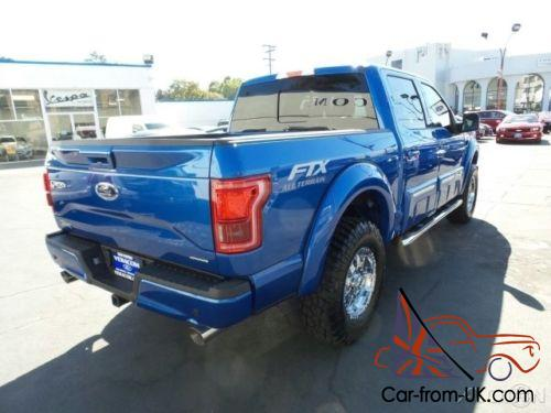 2015 ford f 150 lariat ftx edition by tuscany. Black Bedroom Furniture Sets. Home Design Ideas