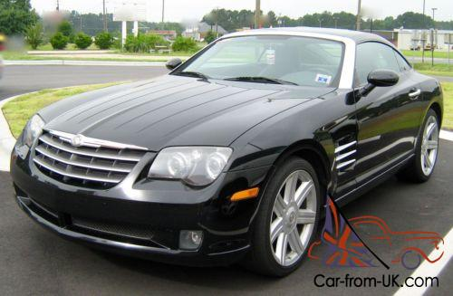 2008 chrysler crossfire 2 door coupe. Black Bedroom Furniture Sets. Home Design Ideas