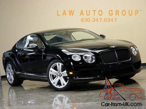 Law Auto Group >> 2014 Bentley Continental Gt 2dr Coupe