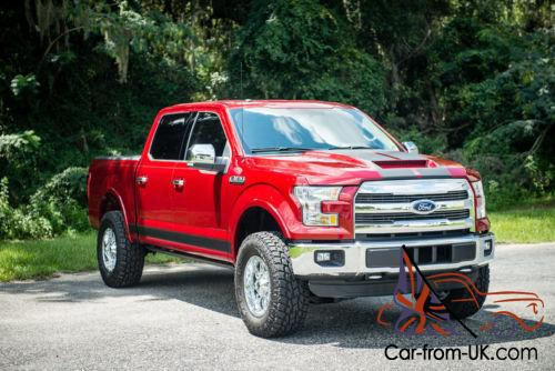 2016 ford f 150 roush supercharged 600hp. Black Bedroom Furniture Sets. Home Design Ideas