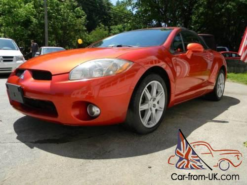 2007 mitsubishi eclipse spyder gt 2dr convertible 3 8l v6 5a. Black Bedroom Furniture Sets. Home Design Ideas