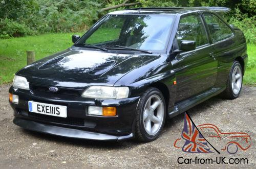 ford escort rs cosworth 2 0 turbo lux 1995 lhd. Black Bedroom Furniture Sets. Home Design Ideas