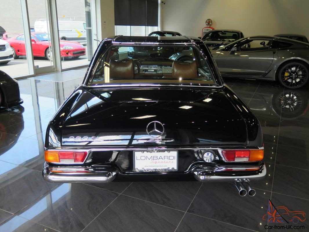 Mercedes benz 280 sl pagoda ebay for Mercedes benz craigslist