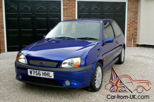 2000 ford fiesta zetec s blue mk5 56 405 miles. Black Bedroom Furniture Sets. Home Design Ideas