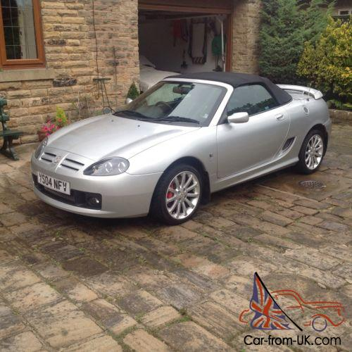 mg tf 135 very low mileage 20k stunning high spec leather mgf. Black Bedroom Furniture Sets. Home Design Ideas