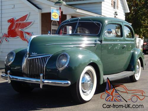 1939 ford deluxe 2 door sedan for 1939 ford 2 door sedan for sale