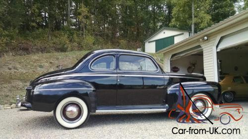 1946 ford 2 door coupe coupe for 1946 ford 2 door sedan