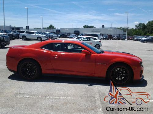 2013 Chevrolet Camaro Zl1 For Sale With Photos Carfax