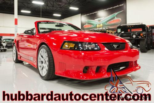 2004 ford mustang super rare saleen one of ony 2 s281e convertibles. Black Bedroom Furniture Sets. Home Design Ideas