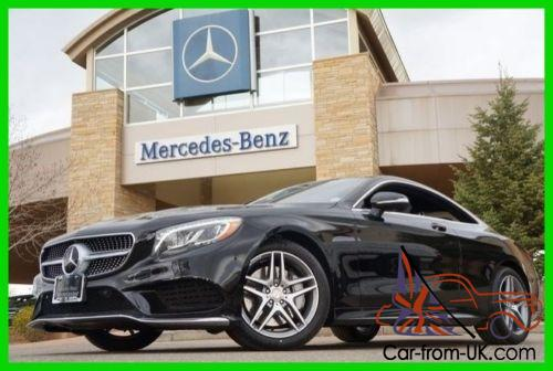 2016 mercedes benz s class s550 4matic coupe for Mercedes benz westminster colorado