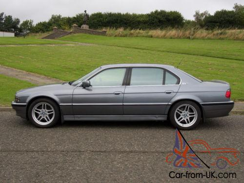 1995 Bmw 750 Il Auto E38 V12 Low Miles 64k