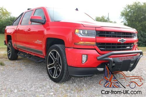 2017 chevrolet silverado 1500 2lt z71 4x4 dale earnhardt jr edition. Black Bedroom Furniture Sets. Home Design Ideas