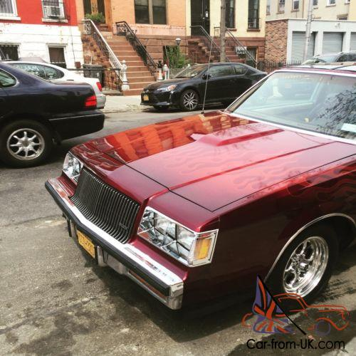 Buick Regal T Type For Sale: 1987 Buick Regal