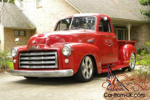 1951 chevrolet other pickups for 1951 gmc 5 window pickup